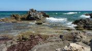 Costa de Es Carnatge en Formentera