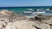 Oleaje en la Costa de Es Carnatge Formentera