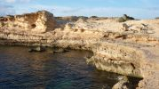Costa del Racó d'es Moro en Formentera
