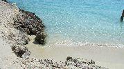 ausencia de piedras en la arena