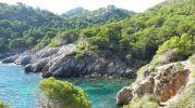 Lateral de la zona de la Cova d'es Vellmarí