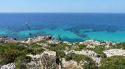 playa vista desde lejos