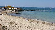 chiringuito o restaurante a pie de playa