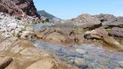 Zona de baño Sa pedra llarga y vistas a sa foradada