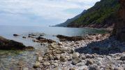 Sa Pedra llarga a nivel del mar