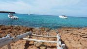 Rampa de barcas de Caló d'en Trull