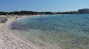 vista general de toda la playa