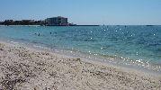 gran hotel a pie de playa