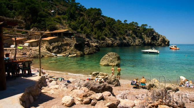 Mapa Calas De Mallorca.Calas Y Playas De Mallorca