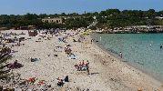 vista este de la playa