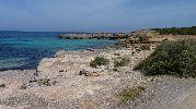 lado este de la playa