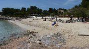 playa con poca gente