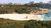 vista general de la playa