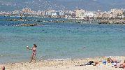 preciosas vistas a toda la Bahía de Palma y a la catedral
