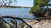 vista sudeste de la playa