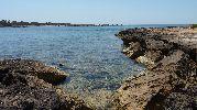 playa muy tranquila y con pocas olas